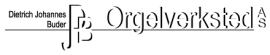 djb orgelverksted logo