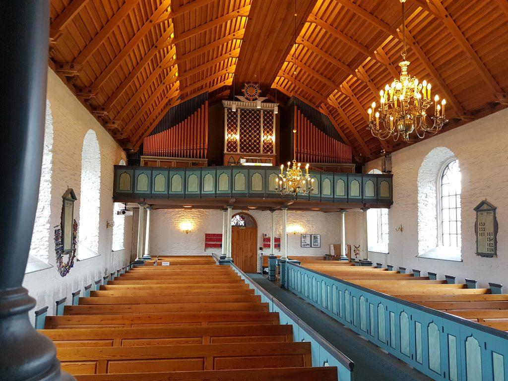 Indre Arna Kirke