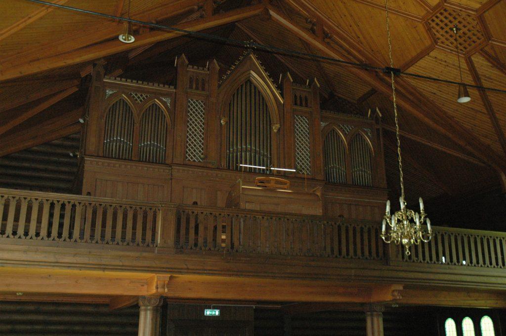 Nordre Osen Kirke