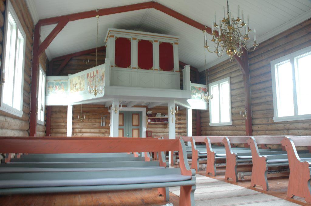 Holøydalen Kirke