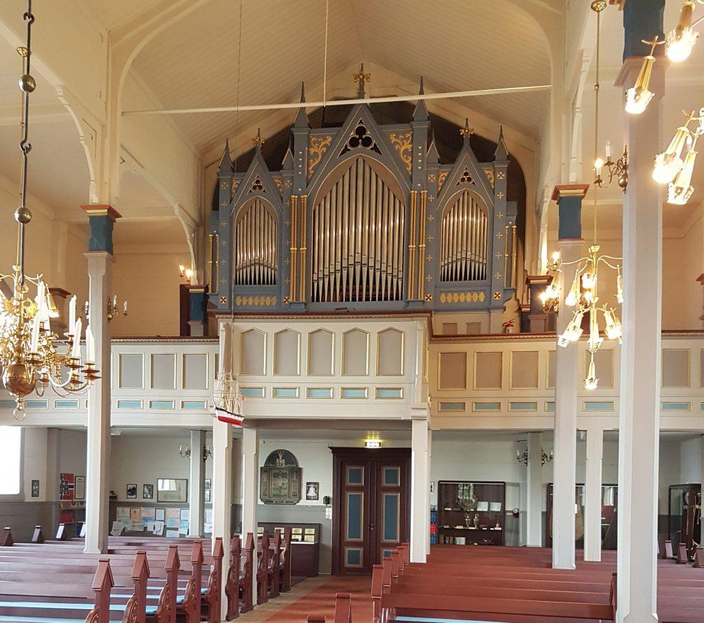 Onarheim kyrkje