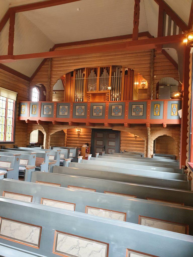 Lidar Kirke